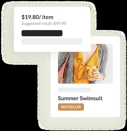 purchasing UI